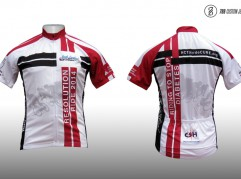 2014 Tour de Cure Custom Cycling Jersey