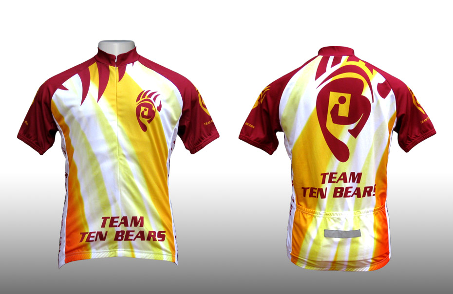 corporate cycling jerseys