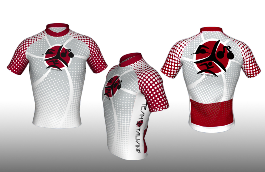Custom Cycling Clothes