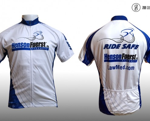 Corporate Jersey for HensonFuerst