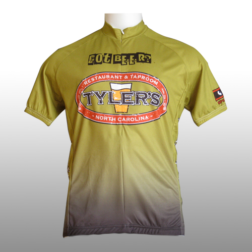 Tylers Tap Room Cycling Jersey
